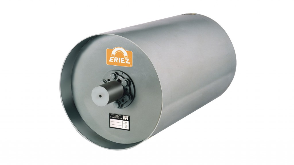 Eriez Permanent Magnet Axial Interpole Pulleys