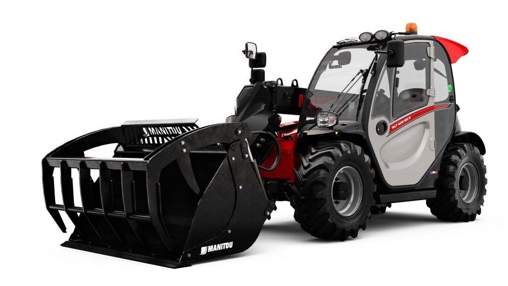 Manitou MLT 420 AG telescopic loader