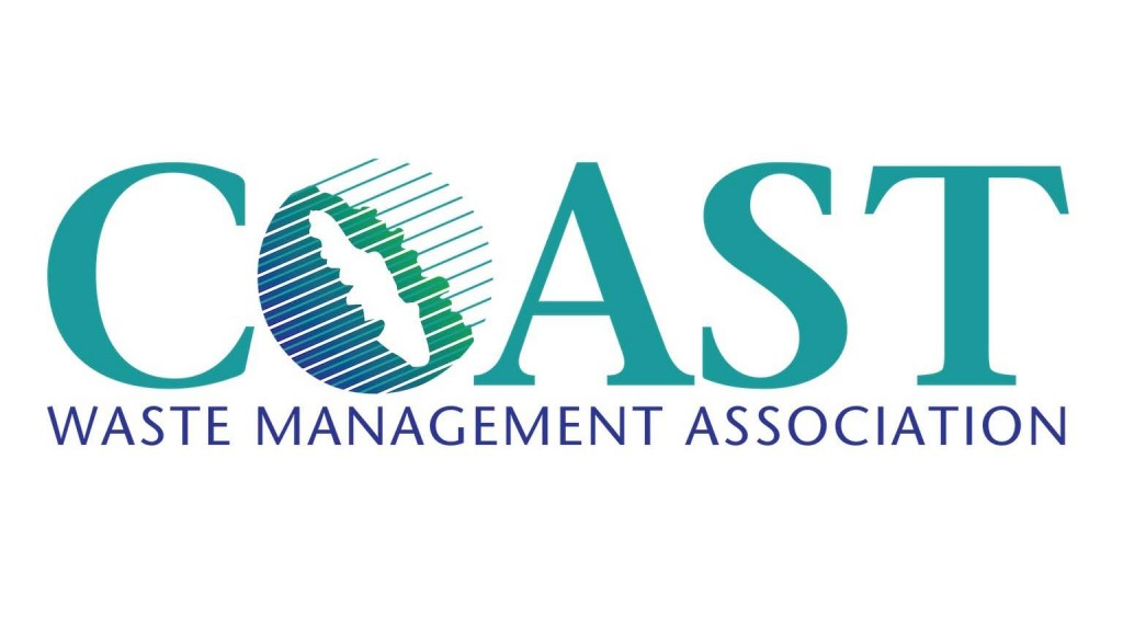Coast Waste Management Association logo
