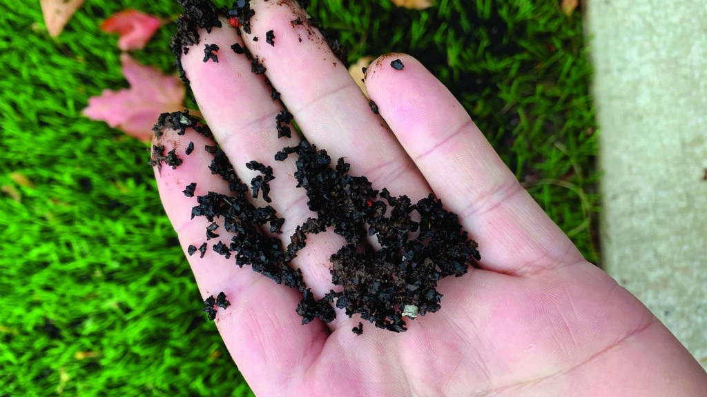 ECO Green Equipment speeds up crumb rubber output with hydraulic-powered mills