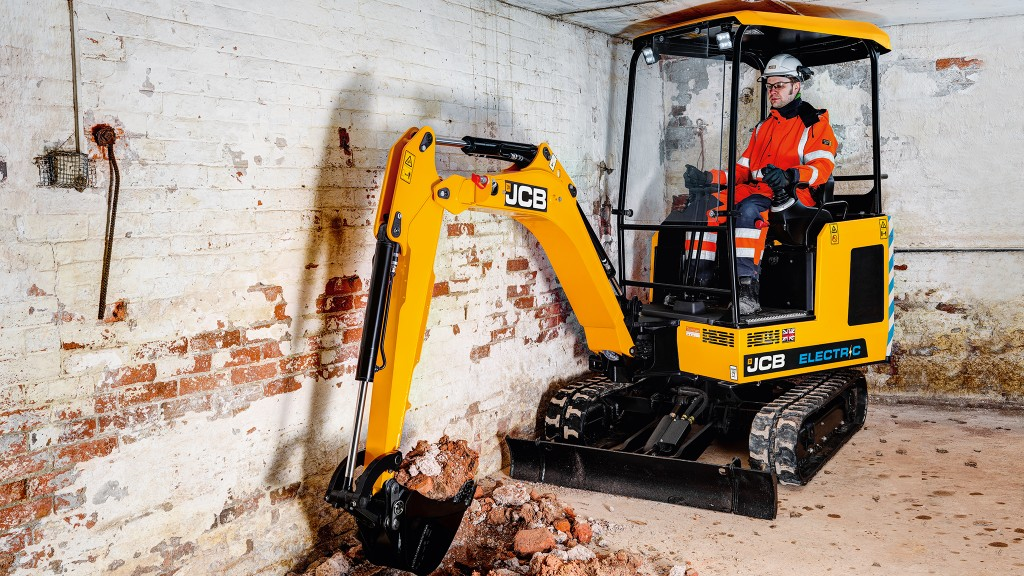 Cooper Equipment seizes electric excavator rental opportunity