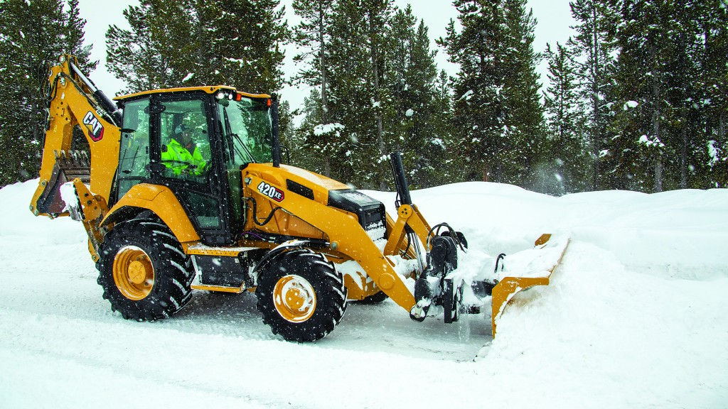 New backhoe lineup focuses on functionality and technology