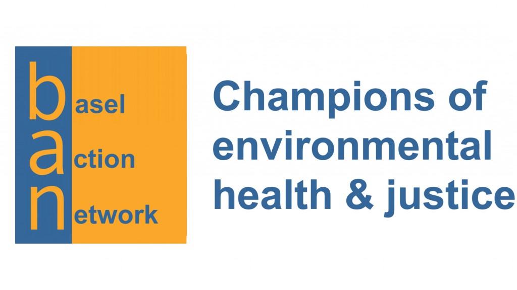 Basel Action Network logo