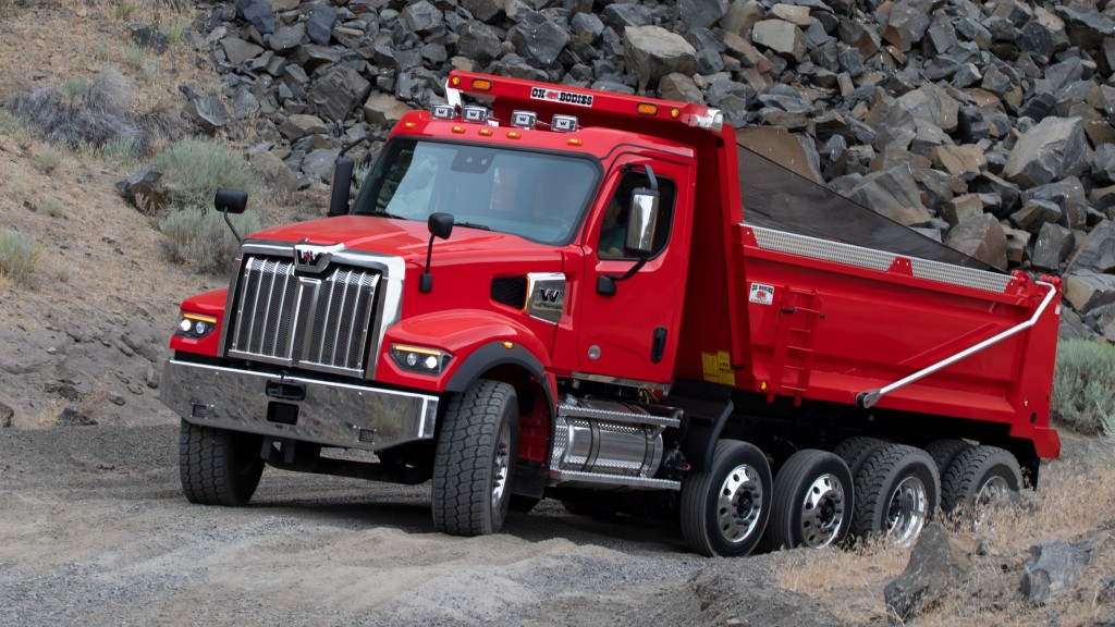 Western Star's new 49X is rugged and ready for a range of situations.