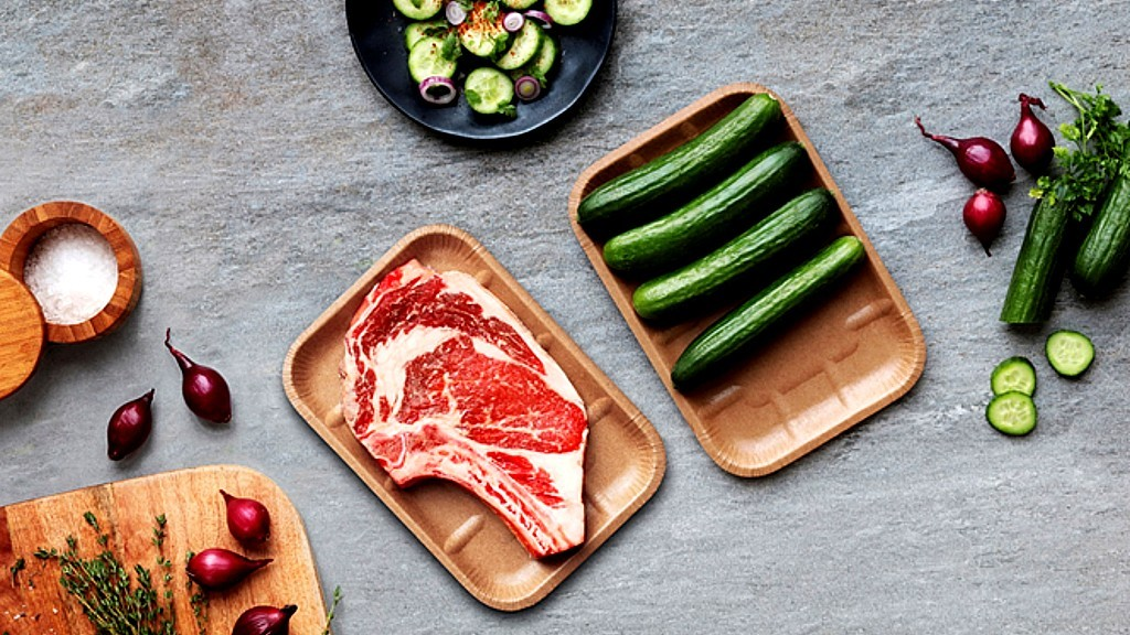 Cascades launches first 100% recycled and recyclable thermoformed cardboard food tray in North America