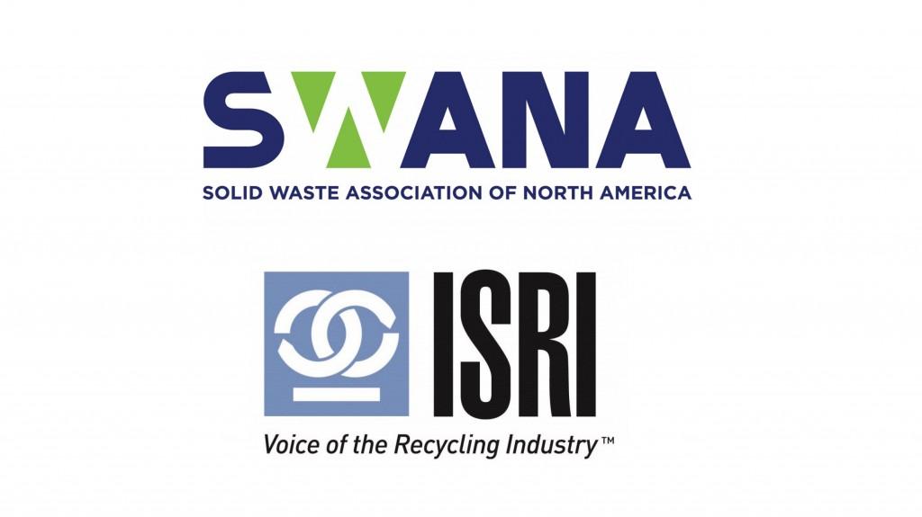 SWANA and ISRI logos combined