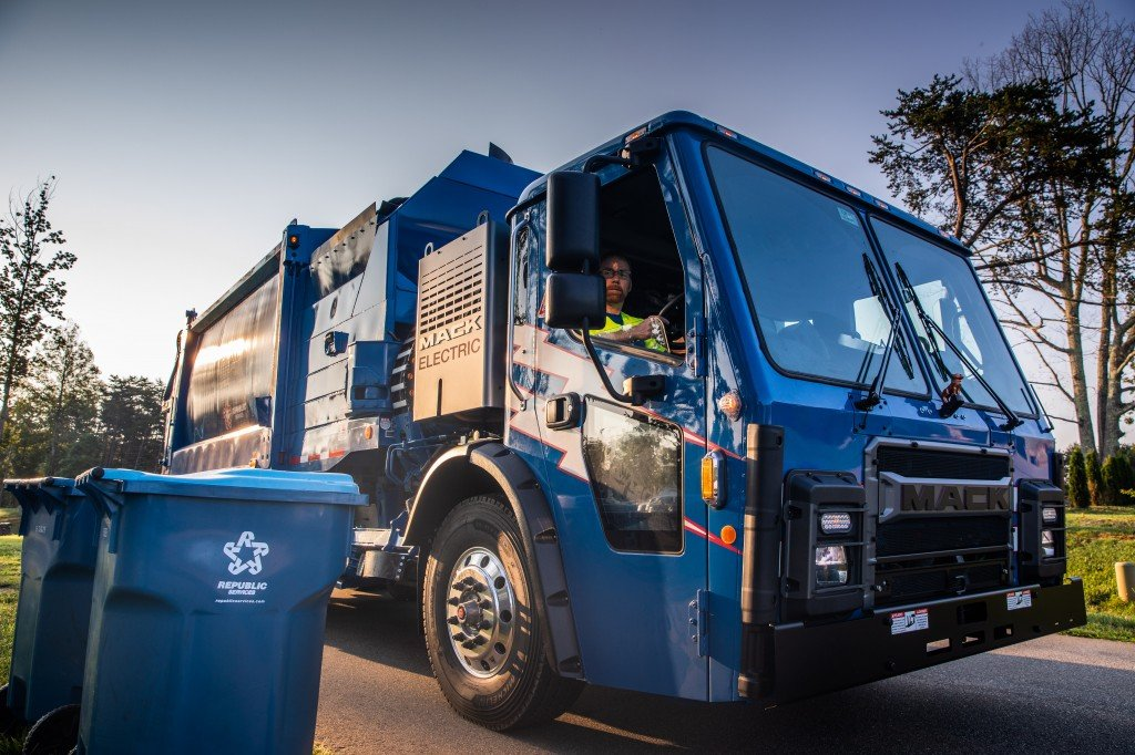 Mack Trucks has delivered a pre-production Mack LR Electric model to Republic Services to begin in-service trials in the refuse segment.