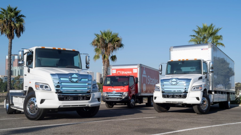 Project Z launches Hino into zero-emission vehicle development