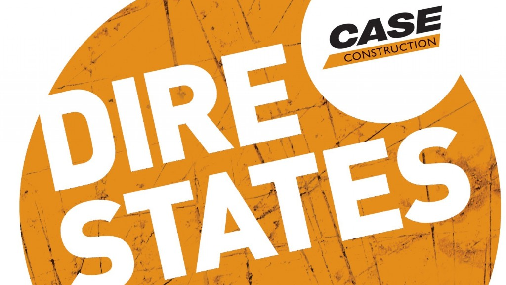 Case's Dire States logo