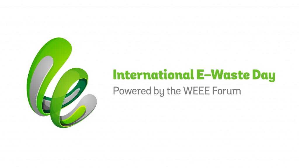 International E-waste day banner