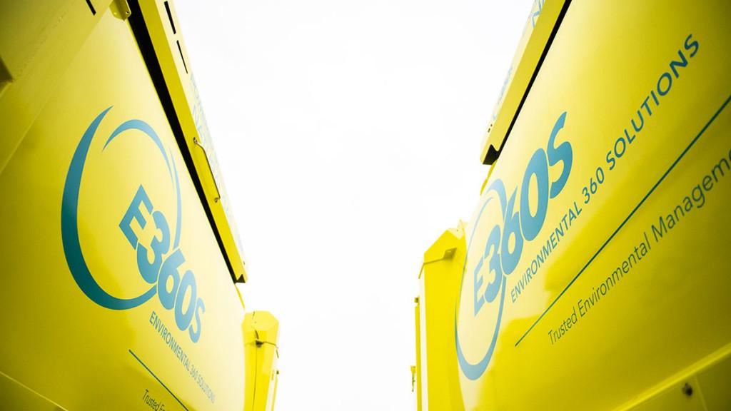 Environmental 360 Solutions Ltd. vans
