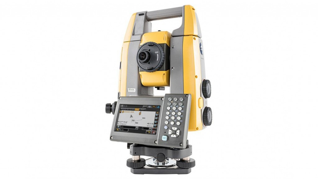Topcon GT-Series total station