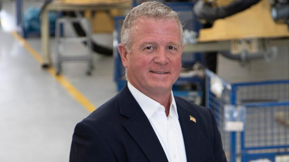 Bob Bartholomew, president and CEO for Putzmeister America