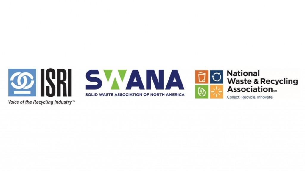 Swana, NWRA and ISRI logos