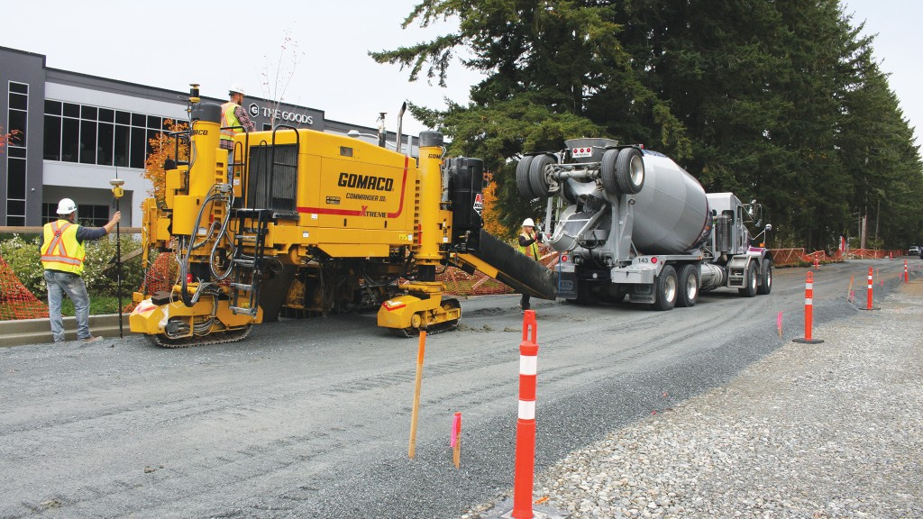 All Roads lead to GNSS for successful paving contractor