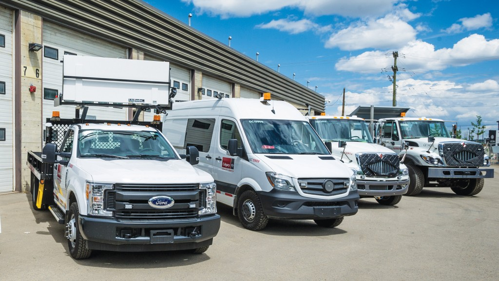 Alternatives abound as Calgary takes on truck pilot projects