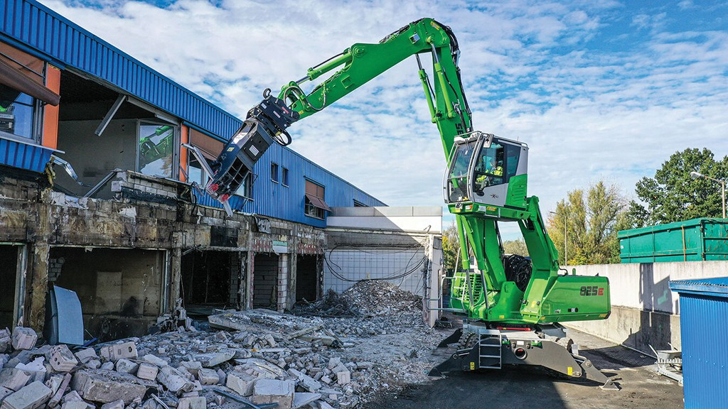 A different way to handle urban demolition