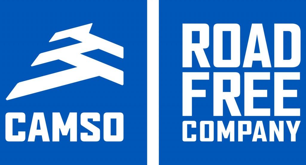 Camso free road company logo