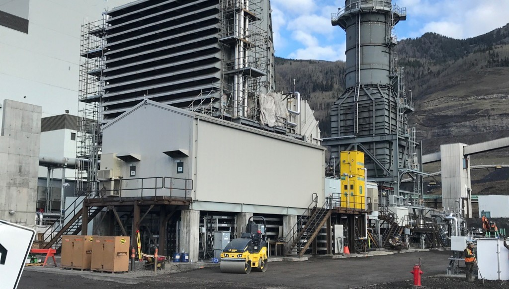 maxim Milner power plant