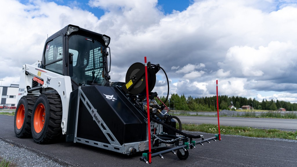 The new KPL Version is a perfect match with Bobcat loaders