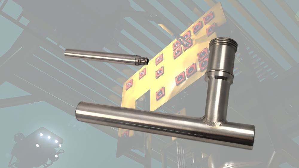 NewTek submersible linear position sensors