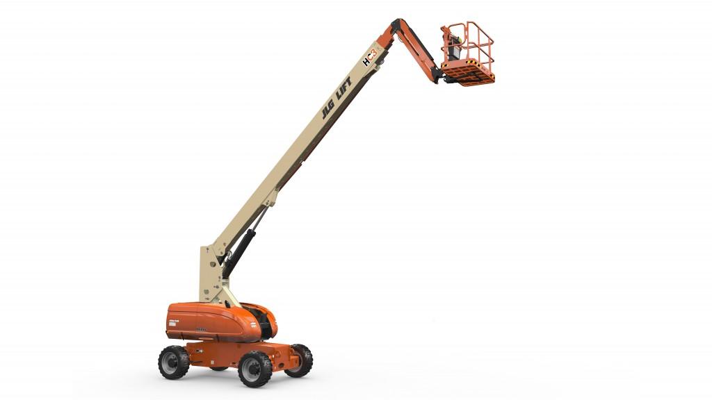 JLG Hi-Capacity HC3 boom lifts