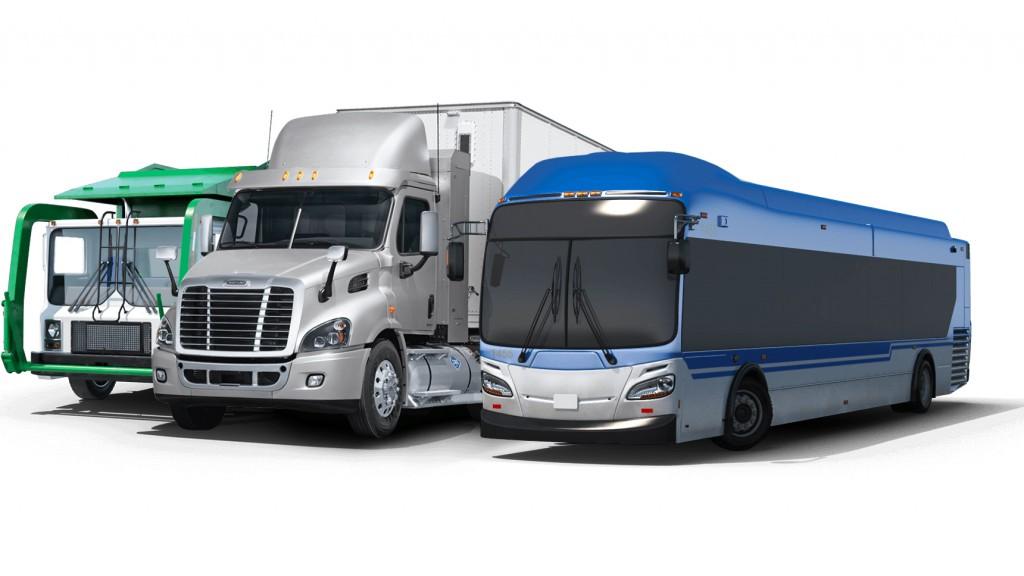 NGVAmerica truck lineup