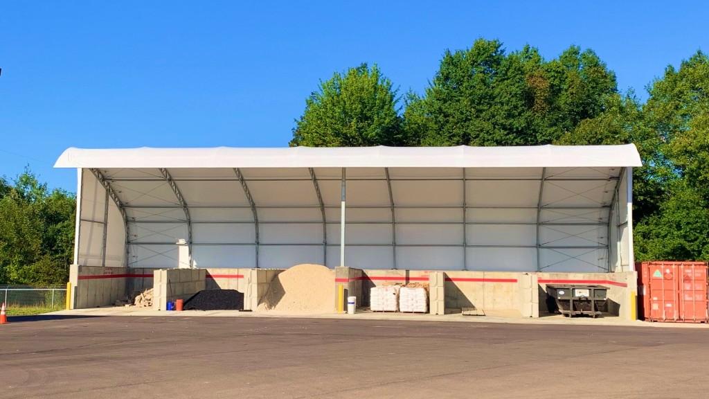 Calhoun Super Structure Side Entry (SE) building profile