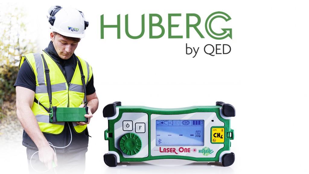 Huberg Laser One gas detector