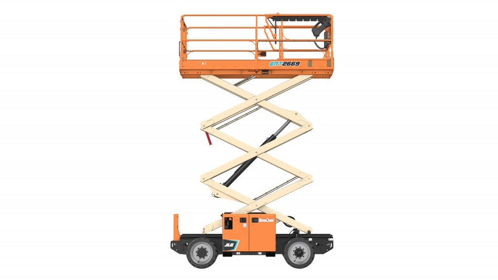 JLG ERT 2669 rough terrain scissor lift