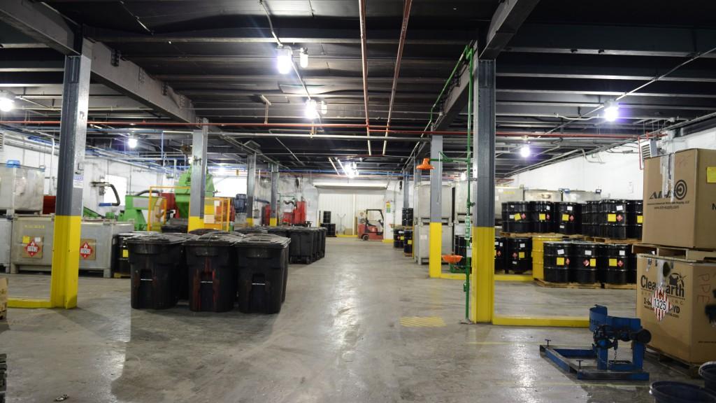 Clean Earth warehouse