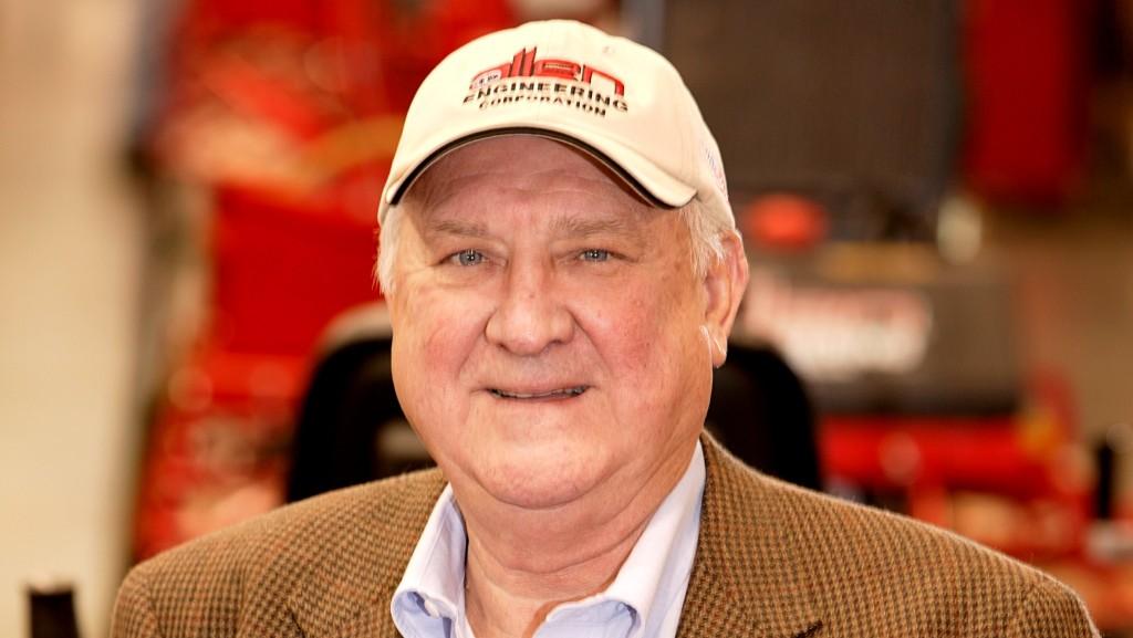 J. Dewayne Allen, CEO of Allen Engineering Corporation.
