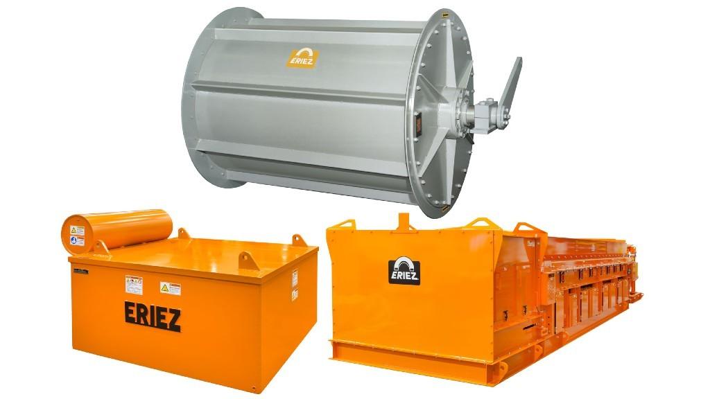 Eriez website now lets customers view refurbished equipment online