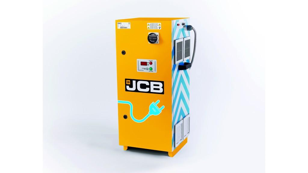 JCB Universal Charger unit