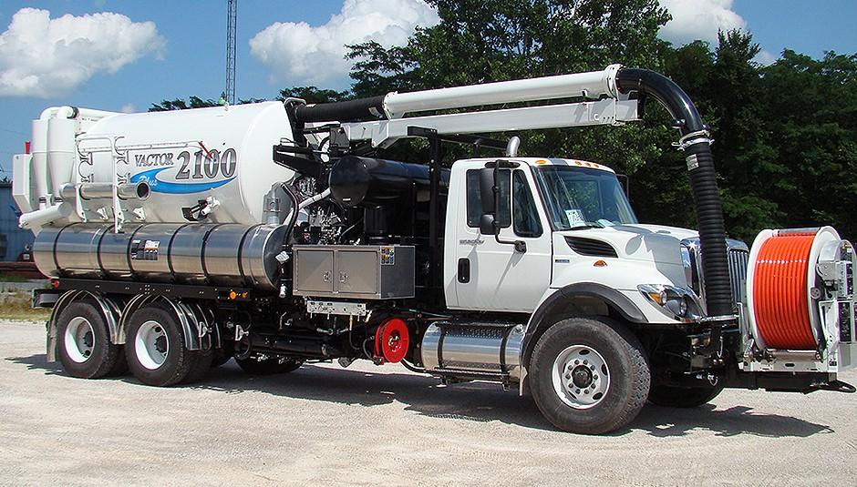 Vactor 2100i PD.