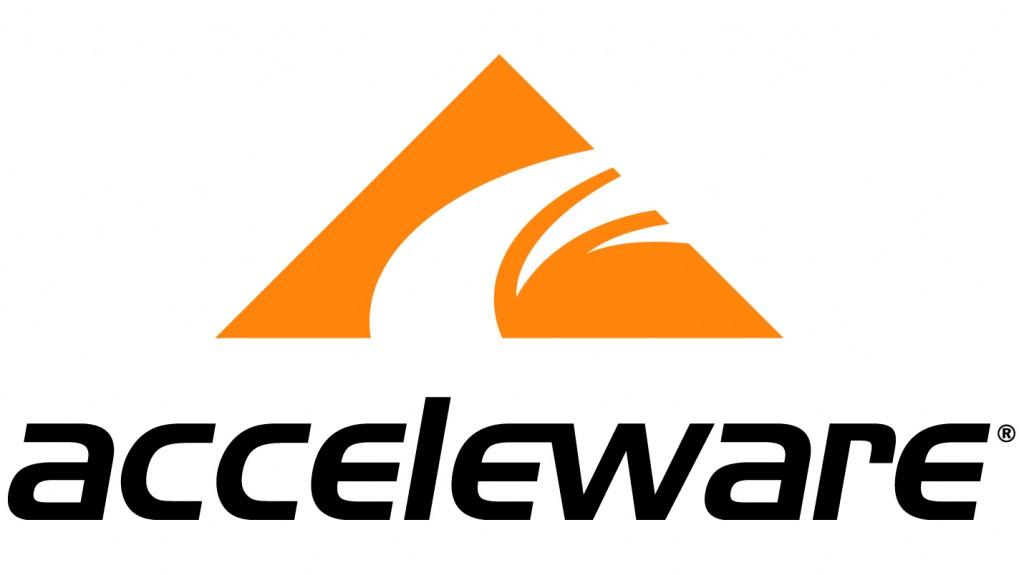Acceleware logo