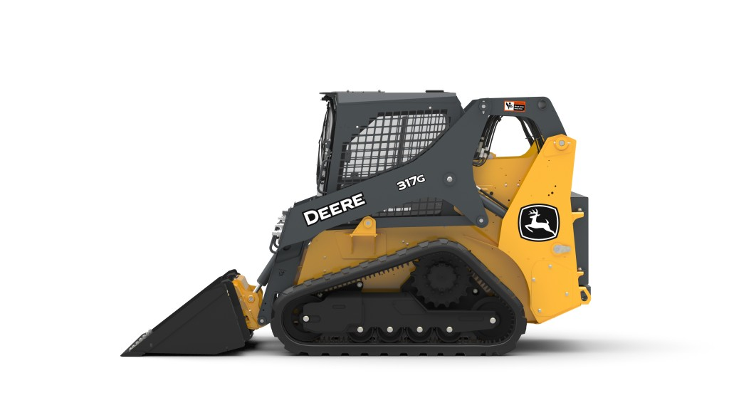 317G G-Series Compact Track Loader