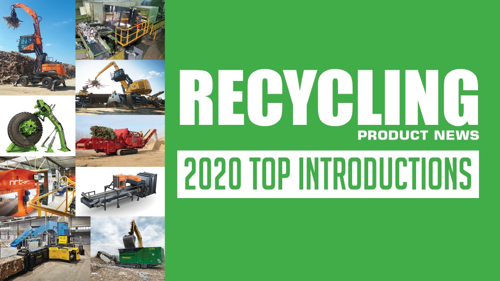 Recycling Product News' 2020 Top Introductions