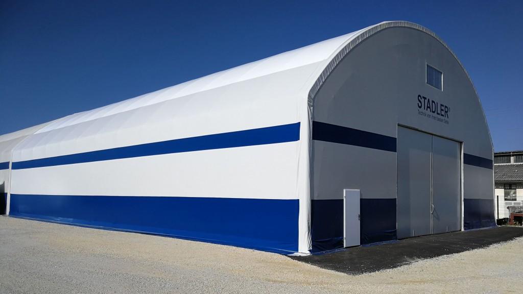New Stadler facility
