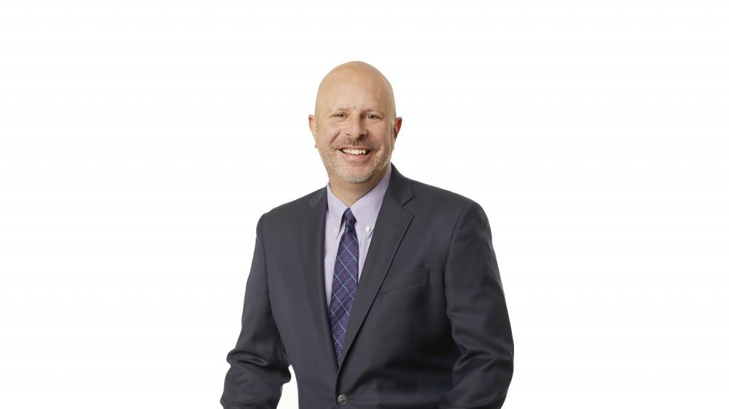 """Richard """"DJ"""" VanDeusen, new president of Harris"""