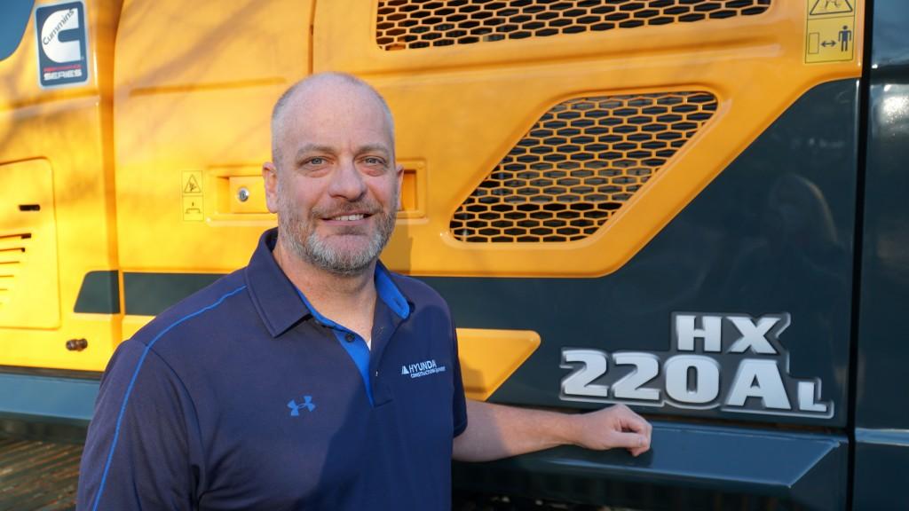 Matthew Gansser new Director of National Accounts, Hyundai Construction