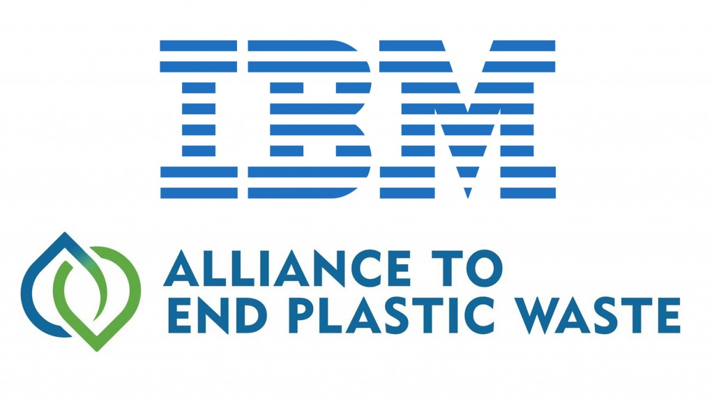 IBM collaboration with Alliance to End Plastic Waste to use data to track plastic waste globally