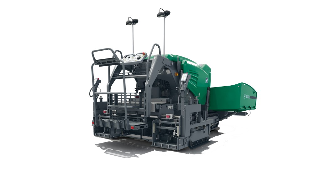 VÖGELE releases its smallest extending screed to date