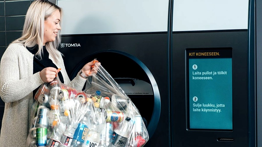 2021 round-up: Eight of the latest innovations in reverse vending