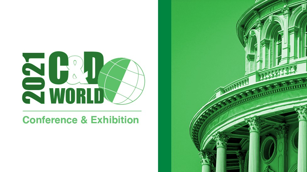 2021 CDRA World conference and exhibition logo