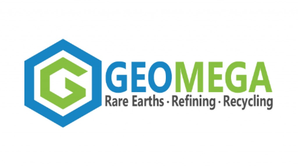 Geomega recycling pilot reports >90 percent recovery of rare earth metals from magnets