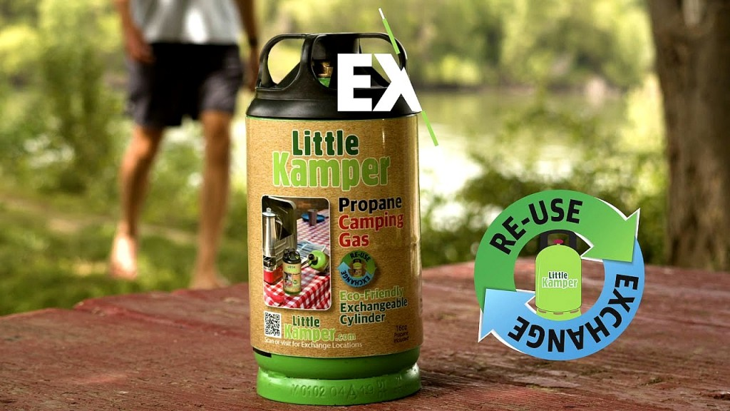Little Kamper propane tank exchange program aims to keep hazardous waste out of California's parks