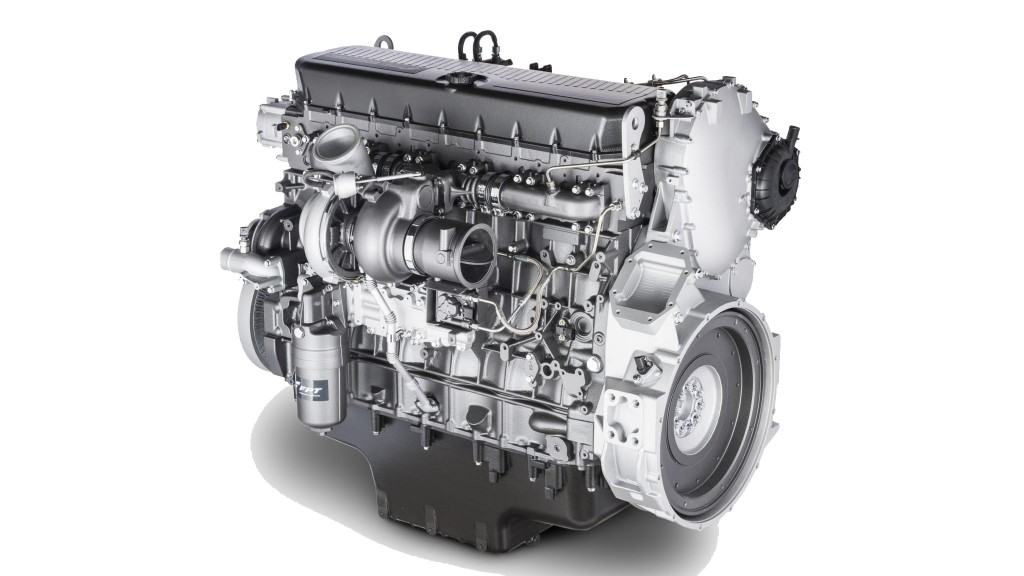 FPT Industrial engine