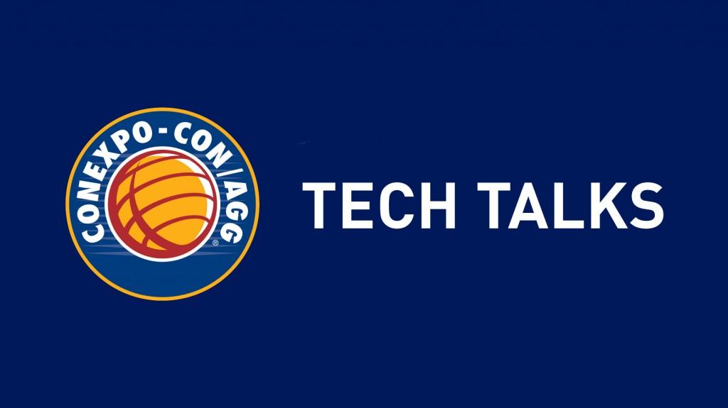 con expo con/agg tech talks logo