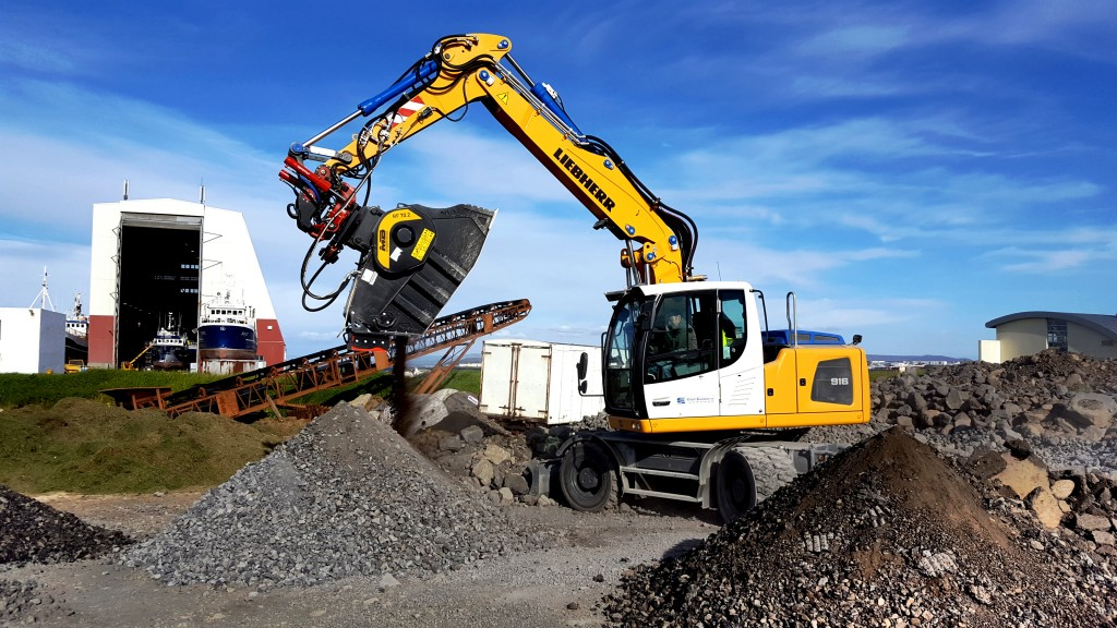 How MB Crusher is creating new revenue streams out of old asphalt